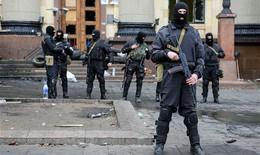 Ukraine tố cáo Nga tham chiến hỗ trợ lực lượng ly khai