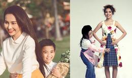 5 bà mẹ đơn thân quyến rũ và nghị lực của showbiz Việt