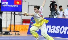 Việt Nam có HC vàng đầu tiên ở ASIAD 17