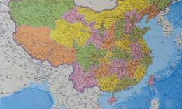 Bản đồ Trung Quốc: Tôi sẽ phình to một cách dị dạng?