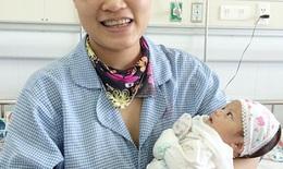 2 tháng chạy đua tử thần cứu bé sơ sinh non tháng mắc nhiều trọng bệnh