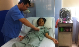 Cùng lúc cứu sống 2 bà cháu mắc bệnh tim hiểm nghèo