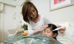 Chăm sóc trẻ nhiễm sởi đúng cách tại nhà