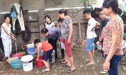 Khắc phục tình trạng mất nước:  Dân mới vui một nửa