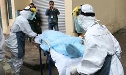Diễn tập tiếp cận, điều trị bệnh nhân nghi nhiễm virut Ebola