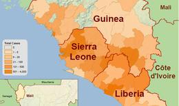 Trên 5.000 người tử vong vì dịch bệnh Ebola