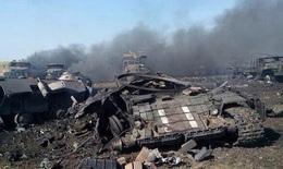 Tổng thống Ukraine thề trả đũa vụ phe nổi dậy bắn tên lửa