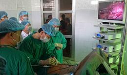 Phẫu thuật nội soi thành công cho bệnh nhân viêm túi mật mạn tính
