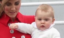Video một năm ra đời Hoàng tử George của Anh quốc