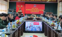 Hội nghị trực tuyến phòng chống dịch cúm gia cầm và dịch sởi