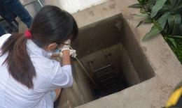 Dừng trạm cấp nước nhiễm độc, dân dùng nước sông Đà