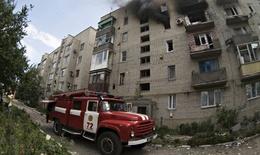 Ukraine tuyên bố diệt 500 kẻ nổi dậy trong không kích