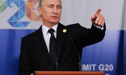 Putin tiết lộ lý do thật sự cho việc bỏ bữa sáng, rời G20 sớm