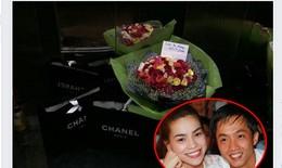 Cường Đô la mua hàng hiệu tặng Hồ Ngọc Hà kỷ niệm 7 năm 8 tháng yêu nhau