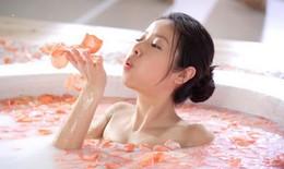 Thư giãn và giải độc cơ thể với muối