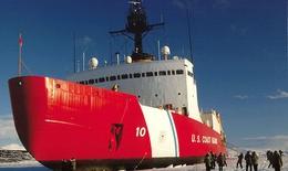 Tàu phá băng Mỹ đến Nam Cực giải cứu các tàu mắc kẹt