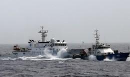 Trung Quốc leo thang 'làm luật' trên biển Đông