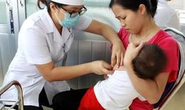 Hà Nội: Từ 20/4 sẽ tiêm miễn phí vaccin sởi cho trẻ nhỏ