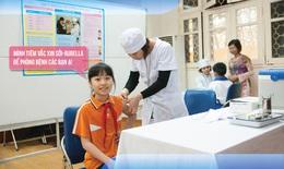 Hỏi đáp về tiêm vắc xin sởi - Rubella