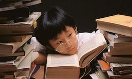 Giúp con đối phó vấn nạn học quá tải