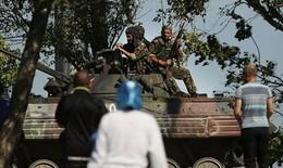Ly khai miền Đông Ukraine chuẩn bị đại chiến ở Mariupol