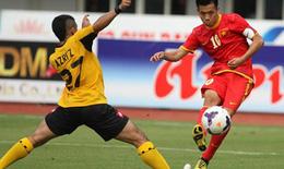 Đội tuyển Việt Nam và Malaysia: 2 cựu vương, 1 nỗi niềm