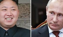 Tổng thống Putin mời lãnh đạo Triều Tiên tới thăm Moscow