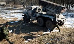 Chiến sự ác liệt, Tổng thống Ukraine điện đàm với lãnh đạo Đức, Pháp, Mỹ