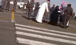 Saudi Arabia bắt người ghi hình vụ chặt đầu một phụ nữ trên phố