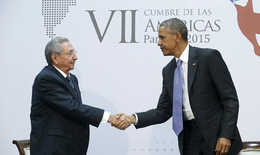 Mỹ - Cuba quyết tâm mở trang sử mới trong quan hệ