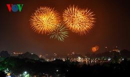 30 điểm bắn pháo hoa dịp Tết Nguyên đán năm 2015 tại Hà Nội