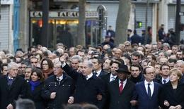 Obama bị chỉ trích vì không tham dự tuần hành chống khủng bố ở Pháp