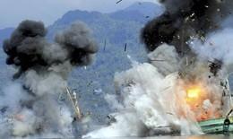 Vì sao Indonesia đánh chìm tàu cá Trung Quốc?