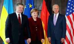 Thủ tướng Đức: Vũ khí không giải quyết được khủng hoảng tại Ukraine