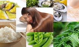 Top 10 thực phẩm nuôi dưỡng mái tóc