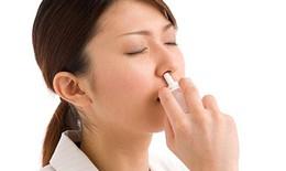 Thuốc xịt mũi có gây teo niêm mạc?