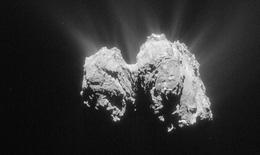 Robot thăm dò sao Chổi tỉnh giấc sau 7 tháng mất tín hiệu
