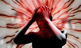 Trị đau nửa đầu không cần dùng thuốc