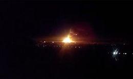 Nổ kho đạn rung chuyển miền Đông Ukraine, 2 người chết