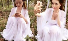 Sao Việt đua nhau hóa Tiểu Long Nữ tóc 'đùi gà'
