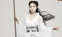"""Hoa hậu Kỳ Duyên """"lột xác"""" với vẻ đẹp thoát tục trong tạo hình sứ giả Thần Long"""