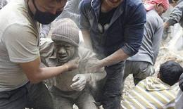 Thần đồng Đỗ Nhật Nam viết thơ về động đất ở Nepal