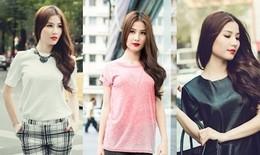 Gu thời trang ngày càng táo bạo của Diễm My 9X