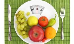 Giảm cân mà không cần tập luyện, ăn kiêng