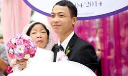 Cô gái suy thận trong 'đám cưới cổ tích' qua đời