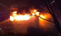 Cháy lớn tại London