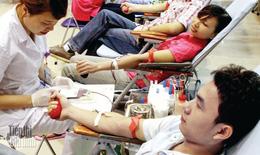 Lái xe ôm 53 tuổi, 96 lần hiến máu tình nguyện