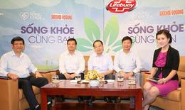Thứ trưởng Bộ Y tế Nguyễn Thanh Long trực tiếp trả lời người dân về MERS-CoV