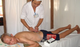 Nhiều kỹ thuật mới trong điều trị phục hồi chức năng