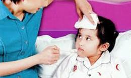 Chăm sóc trẻ bệnh sởi đúng cách tại nhà